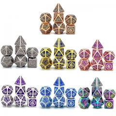 Gearwheel Metal Dice
