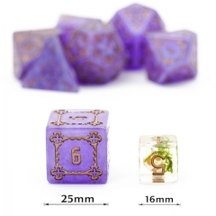 Huge Castle Dice(D6:25mm)